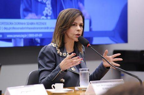 Professora Dorinha, relatora do texto do Fundeb