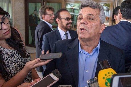 O ex-deputado federal Alberto Fraga