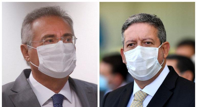 Renan e Lira, ambos de Alagoas, protagonizam política nacional