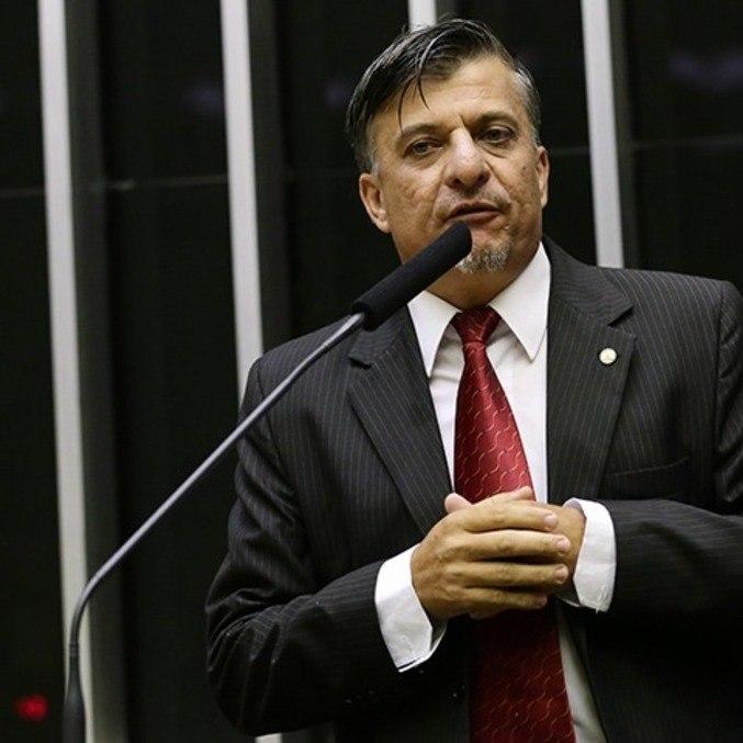 Na imagem, deputado Boca Aberta (Pros-PR)