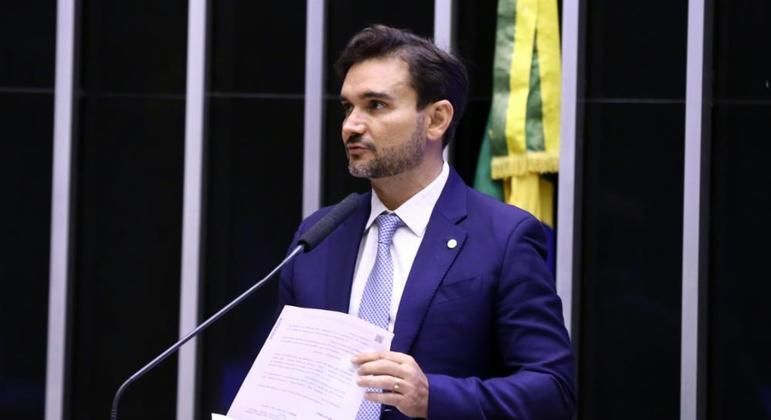 O deputado Celso Sabino (PSDB-PA) foi o relator da reforma do Imposto de Renda na Câmara