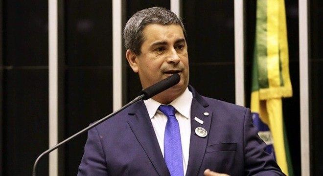 Deputado Coronel Tadeu, do PSL