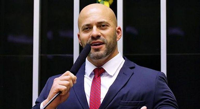 Deputado do PSL responde a processo por falta de decoro parlamentar