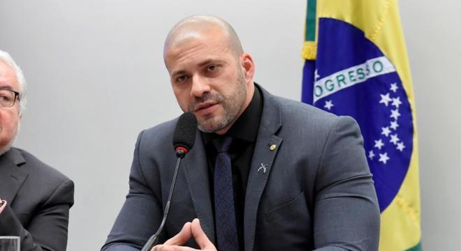 Deputado Daniel Silveira (PSL-RJ)
