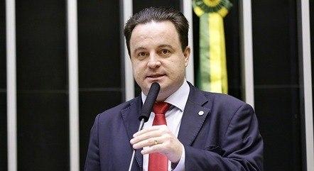Na imagem, deputado federal Rodrigo Coelho
