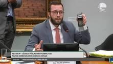 Mesmo pressionado, relator defende voto impresso em parecer