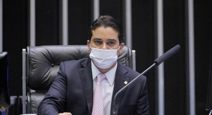 O deputado federal Júnior Mano (PL-CE)