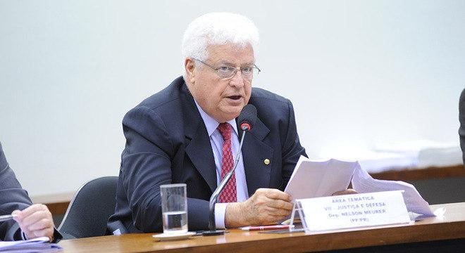 Meurer é acusado de corrupção e lavagem de dinheiro