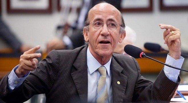 Na imagem, o deputado federal Rubens Otoni (PT-GO)