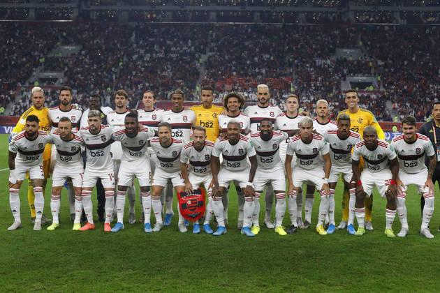 Derrota na final Mundial de clubes de 2019: Flamengo foi derrotado pelo Liverpool por 1 a 0 e ficou com o vice-campeonato.