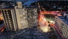 Latinos estão desaparecidos após desabamento em Miami