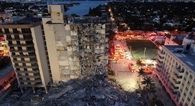 Argentinos e paraguaios estão entre desaparecidos em Miami