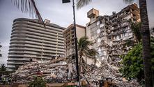 Laudo apontou danos estruturais em prédio que desabou em Miami
