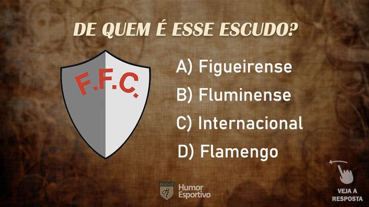 Desafio: Qual clube usou esse escudo no passado?