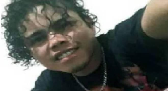Cleberton Felipe de Souza Gonçalves, desaparecido desde 20 de junho