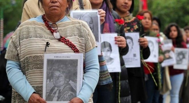 Peru teve 20 mil desaparecidos pela violência terrorista
