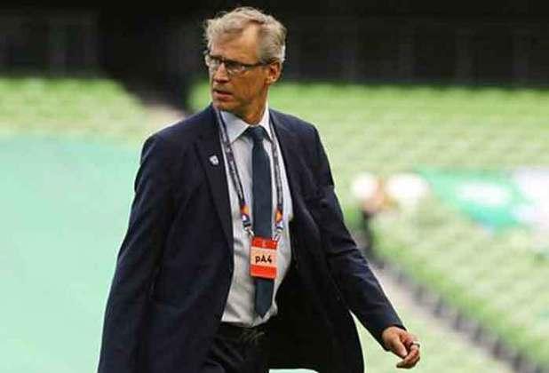 Desde 2016 no comando da Finlândia, Markku Kanerva enfrenta uma série negativa na seleção, e não vence desde novembro desde 2020. Na Eurocopa, porém, o finlandês busca mudar a situação