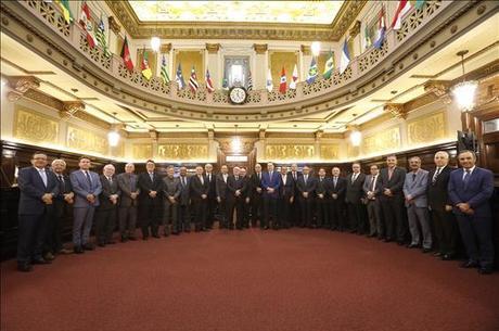Evento reuniu 20 líderes de Cortes Estaduais