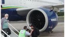 Voo do CE para SP pousa em Salvador após pane no motor