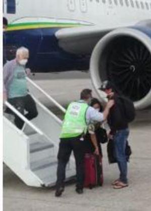 Após pane no motor, passageiros tiveram de deixar aeronave
