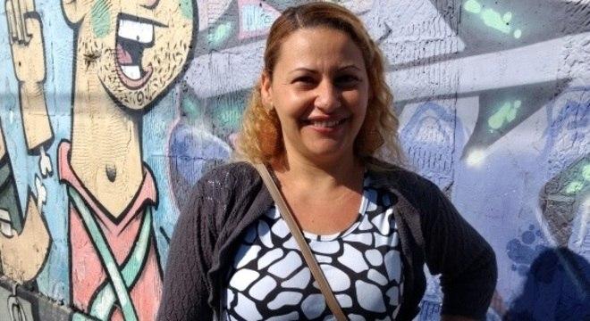 Fabiana Alves Laranjeira está desempregada há 3 anos