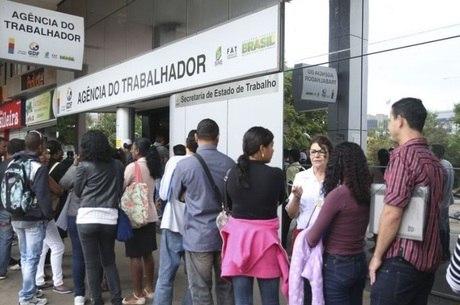 Brasil tem mais de 13 milhões de desempregados