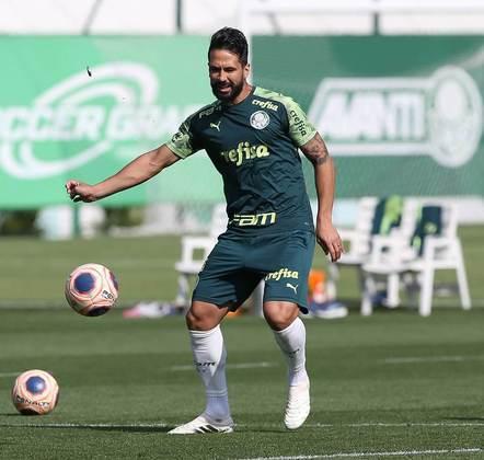 DESFALQUE - Luan: Foi o primeiro jogador diagnosticado com Covid-19, logo após a vitória sobre o Vasco, em São Januário.
