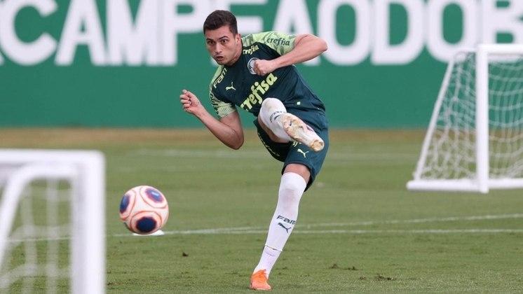 DESFALQUE - Luan Silva: Passou por uma cirurgia no joelho esquerdo em agosto e está em recuperação.