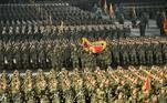 Durante o congresso, Kim foi nomeado secretário-geral do partido, cargo que já foi ocupado por seu pai, Kim Jong-Il, e pelo avô, Kim, Il-sung, e afirmou que os Estados Unidos são o maior inimigo da Coreia do Norte