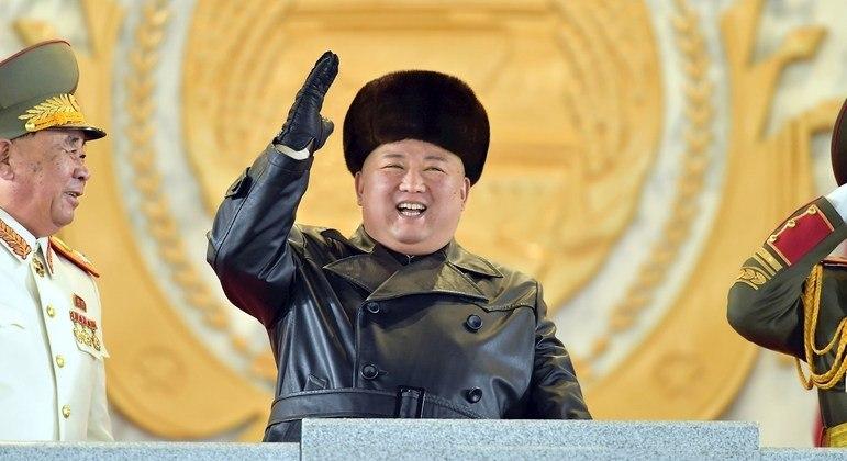 Kin Jong-un recusou tentativa de diálogo com norte-americanos