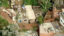 Temporal causa deslizamento e deixa ao menos 5 mortos em Embu