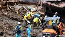 Sobe para 9 o número de mortos em deslizamento de terra no Japão
