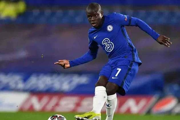 Destaque do Chelsea na conquista da Champions League, o volante francês N'Golo Kanté foi eleito o melhor jogador em campo na final da competição e tornou-se um dos jogadores que podem aparecer na disputa do prêmio de melhor da temporada