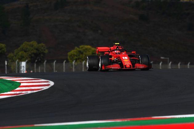 Destaque também para Charles Leclerc, com um ótimo quarto lugar com a Ferrari. O monegasco marcou 1min17s090