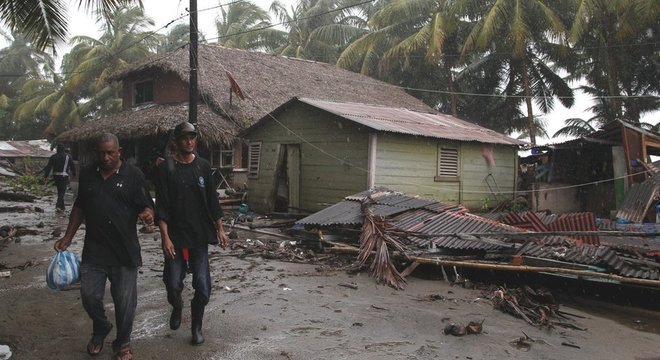 A cada ano, os nomes dos furacões mais devastadores são 'aposentados' da lista