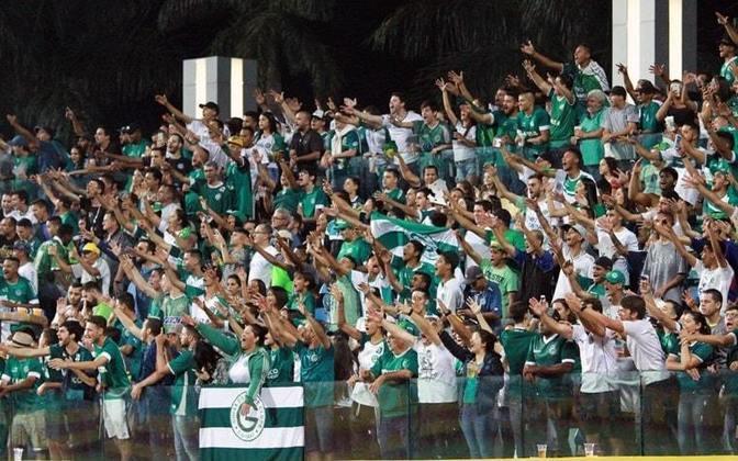 Detalhes sobre o valor do Goiás: 43% de jogadores, 26% do valor da marca, 18% em direitos esportivos e 13% em ativos