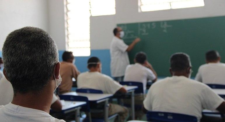 Presídios de SP inscrevem quase 14 mil reeducandos na 16ª Olimpíada de Matemática