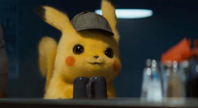 Pikachu fala, é sínico e  sarcástico em novo longa