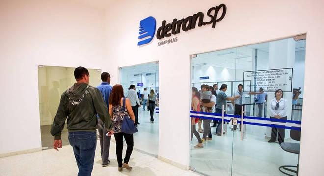 Atividades do Detran-SP foram retomadas a partir de junho