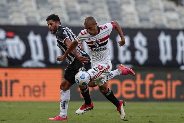 Devido a essa lesão, o ídolo do clube vem desfalcando o time por quatro jogos e deve ficar de fora contra o Corinthians.