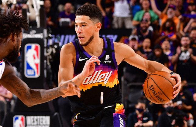 Devin Booker - 24 anos - Ala-armador do Phoenix Suns - Estreante em Olimpíada