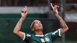 Palmeiras vence Inter por 1 x 0 e e chega aos sete pontos no Brasileirão