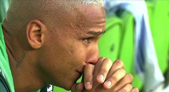 Palmeiras rejeitou Deyverson de forma firme. Não perdoou suas confusões