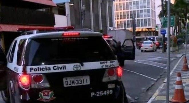 Polícia Civil de SP prende cinco em operação contra sequestradores