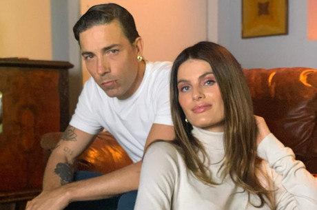 Isabeli Fontana participou do clipe do marido