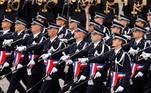 Nesta edição de 2021, as tropas, bandeiras e blindados voltaram. Participaram 5.000 soldados, 73 aviões, 24 helicópteros, 221 veículos e 200 cavalos da Guarda Republicana