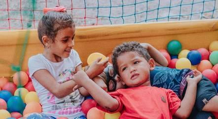 Brincar também faz parte do protocolo de cuidados com a saúde infantil