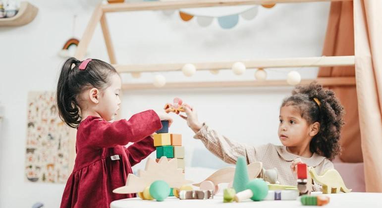 A meta é presentear cerca de mil crianças em situação de vulnerabilidade social