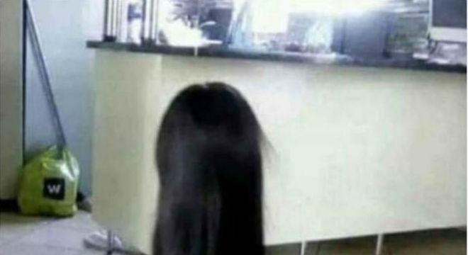 Dia das Crianças: menino que saiu com a peruca de sua mãe