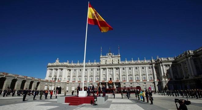 Dia da Hispanidade, em Madri